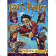 Figurinhas do Álbum Harry Potter 2001 Panini