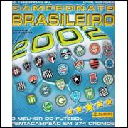 Figurinhas do Álbum Campeonatto Brasileiro 2002 Panini