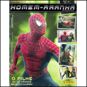 Figurinhas do Álbum Homem Aranha 1 2002 Panini