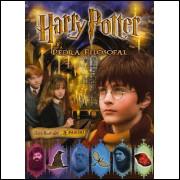 Figurinhas do Album Harry Potter e a Pedra Filosofa 2002 Panini