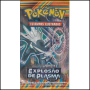 004 Envelope A Pokemon Explosao de Plasma