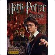 Figurinhas do Album Harry Potter Prisioneiro da Azkaban 2003 Panini