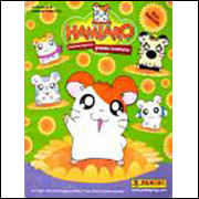 Figurinhas do Album Hamtaro Pequenos Hamsters Grandes Aventuras 2003 Panini