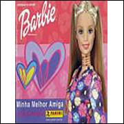 Figurinhas do Album Barbie Minha Melhor Amiga 2003 Panini