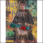 Figurinhas do Álbum Harry Potter e o Calice de Fogo 2005 Panini