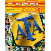Figurinhas do Álbum Clausura 2005 Panini