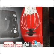 Batedeira Planetaria Arno Deluxe Cor Vermelha 127 v