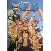 Figurinhas do Álbum One Piece 2021 Panini