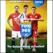 Figurinhas do Álbum Fifa 365 2021 2020 Panini