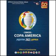 Figurinhas do Álbum Copa America 2021 Argentina Colombia 2021 Panini
