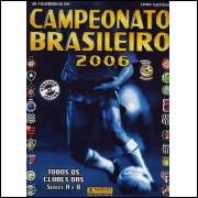 Figurinhas do Álbum Campeonato Brasileiro 2006 Panini
