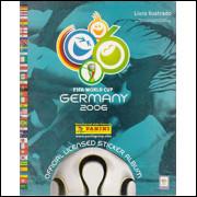 Figurinhas do Álbum Fifa World Cup 2006 Germany 2006 Panini