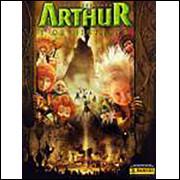 Figurinhas do Album Arthur e Os Minimoys 2006 Panini