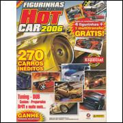 Figurinhas do Álbum Hot Car 2006 Panini