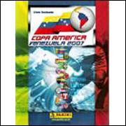 Figurinhas do Álbum Copa America 2007 Venezuela 2007 Panini