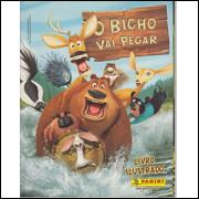 Figurinhas do Álbum O Bicho Vai Pegar 2006 Panini