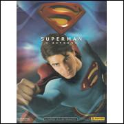 Figurinhas do Álbum Superman O Retorno 2006 Panini