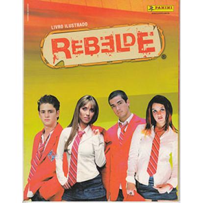 Figurinhas do Álbum Rebelde 2006 Panini