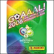 Figurinhas do Álbum Fifa World Cup Licensed Cards 2006 Panini