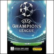 Figurinhas do Álbum Uefa Champions League 2007-2008 2007 Panini
