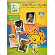 Figurinhas do Álbum Jogos Pan Americanos Rio 2007 Panini
