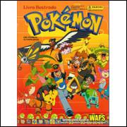 Figurinhas do Álbum Pokemon Segredos de Um Vencedor 2007 Panini