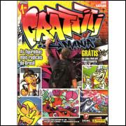 Figurinhas do Álbum Graffiti Mania 2007 Panini