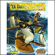 Figurinhas do Álbum Ta Dando Onda 2007 Panini