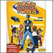 Figurinhas do Álbum Lazy Town 2007 Panini