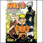 Figurinhas do Álbum Naruto True Spirit Of The Ninja 2007 Panini