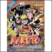 Figurinhas do Álbum Naruto Ninja Ranks Cards 2007 Panini