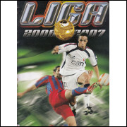 Figurinhas do Álbum Campeonato Espanhol Liga 2006-2007 2006 Panini