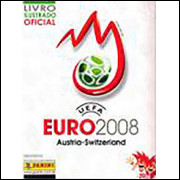 Figurinhas do Álbum Uefa Euro 2008 Austria Switzerland 2008 Panini