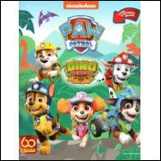 Figurinhas do Álbum Patrulha Canina Dino Rescue 2021 Panini