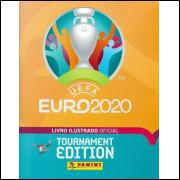 Figurinhas do Álbum Uefa Euro 2020 Tournament Edition 2021 Panini