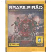 Kit 100 Envelopes do Album Campeonato Brasileiro 2021