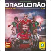 Figurinhas do Álbum Campeonato Brasileiro 2021 Panini