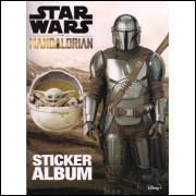 Figurinhas do Álbum Star Wars Mandalorian 2021 Topps