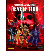 Figurinhas do Álbum Masters Of The Universe Revelation 2021 Panini