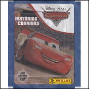 Envelope do Album Carros Disney Antologia 2021 Panini