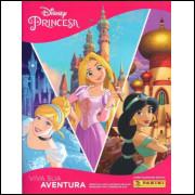 Figurinhas do Álbum Disney Princesa Viva Sua Aventura 2021 Panini