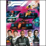 Figurinhas do Album Formula 1 2021 Official F1 Ano 2021 Topps