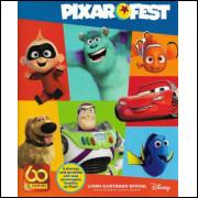 Figurinhas do Álbum Pixar Fest 2021 Panini