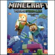 Figurinhas do Álbum Minecraft 2021 Panini